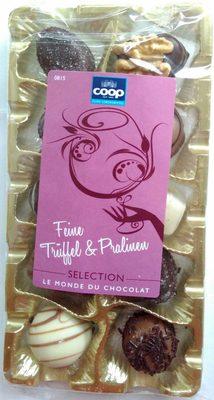 Feine Trüffel & Pralinen - Product