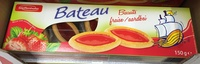 Bateau biscuits Fraise - Product