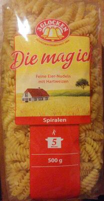 Eier-Nudeln - Product - de