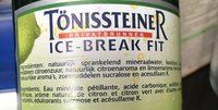 ice break fit - Ingredients - fr