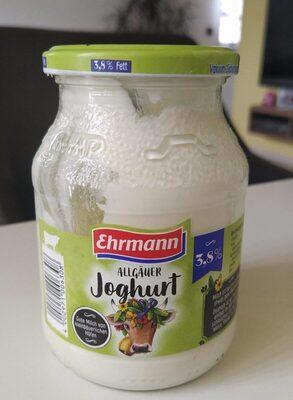 Allgäuer Joghurt - Prodotto - de