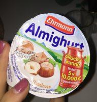 Ehrmann Almughurt Haselnuss - Produit - fr