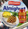 Ehrmann Almughurt Ananas - Product