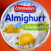 Almighurt SommerHit Mandarine - Produkt