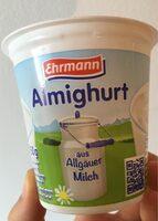 Almigurt Weißer Pfirsich - Produit