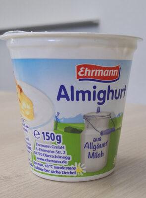 Almighurt Omas Apfelkuchen - Product - de