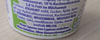 Almighurt Omas Apfelkuchen - Ingrediënten - de