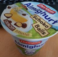Almighurt Schoko Balls - Crunchy Banane - Prodotto - de