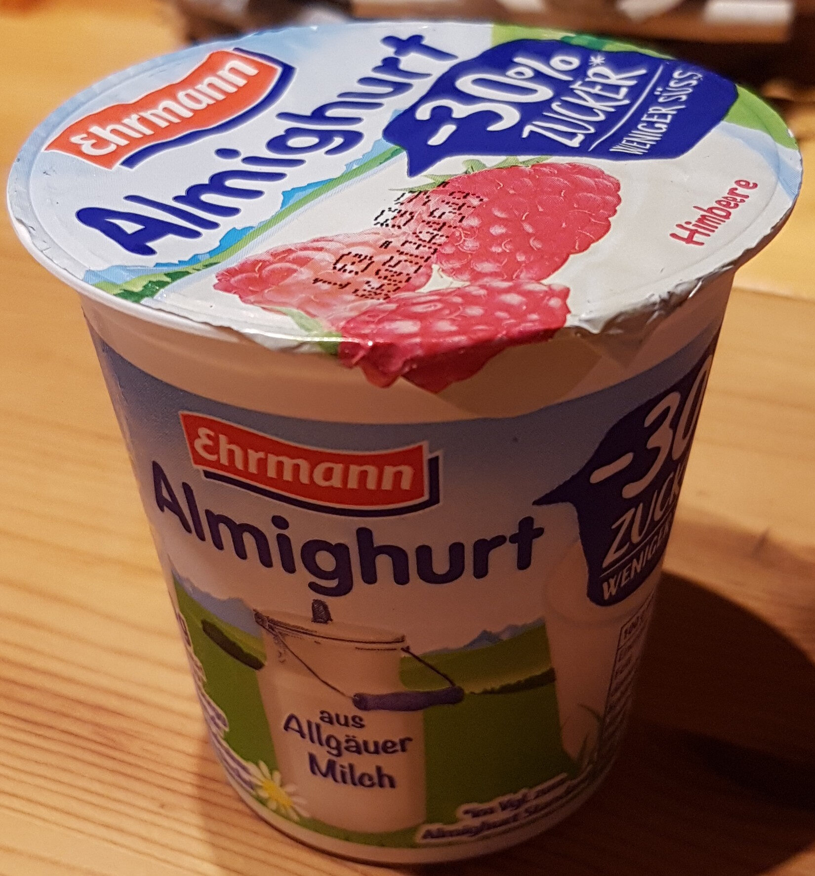 Almighurt Himbeere - Product