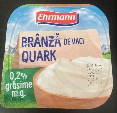 Queso Quark 0,2% m.g.