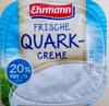 Frische Quark-Creme 20% Fett i. Tr. - Product
