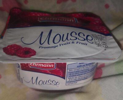 Mousse Fromage Frais & Fruit - Produit