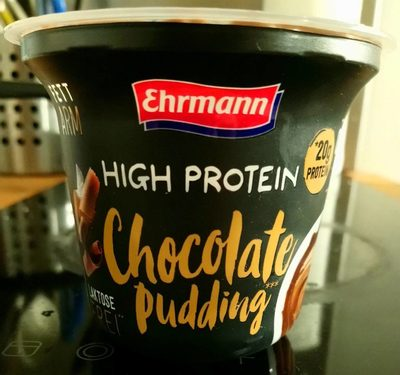 High Protein Chocolate pudding - Product - en