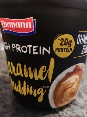 Pudding caramel - Produkt - de