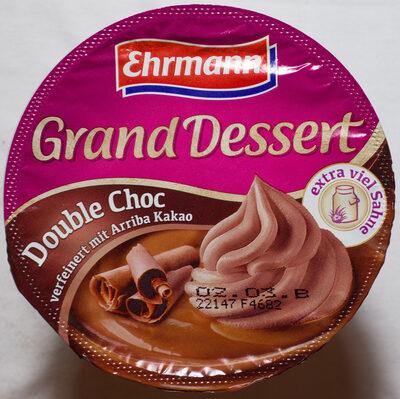 Grand Dessert Double Choc - Product - de