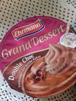 Grand Dessert Double Choc - Product