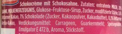 Grand dessert - Ingrediënten - de