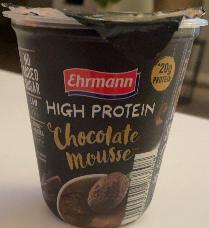 Ehrmann High Protein Chocolate Mousse - Produkt - de