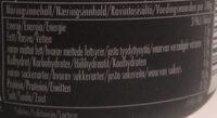 High protein chocolate pudding - Ravintosisältö - fi