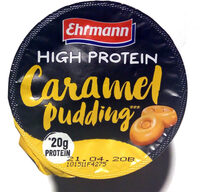 High Protein Caramel Pudding - Tuote - fi