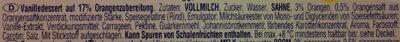 Vanille Traum Ice Cream Style Orange Caprio - Inhaltsstoffe - de