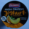 High Protein Joghurt Erzeugnis - Product