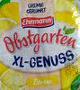 Obstfarten XL-Genuss Zitronen - Produit