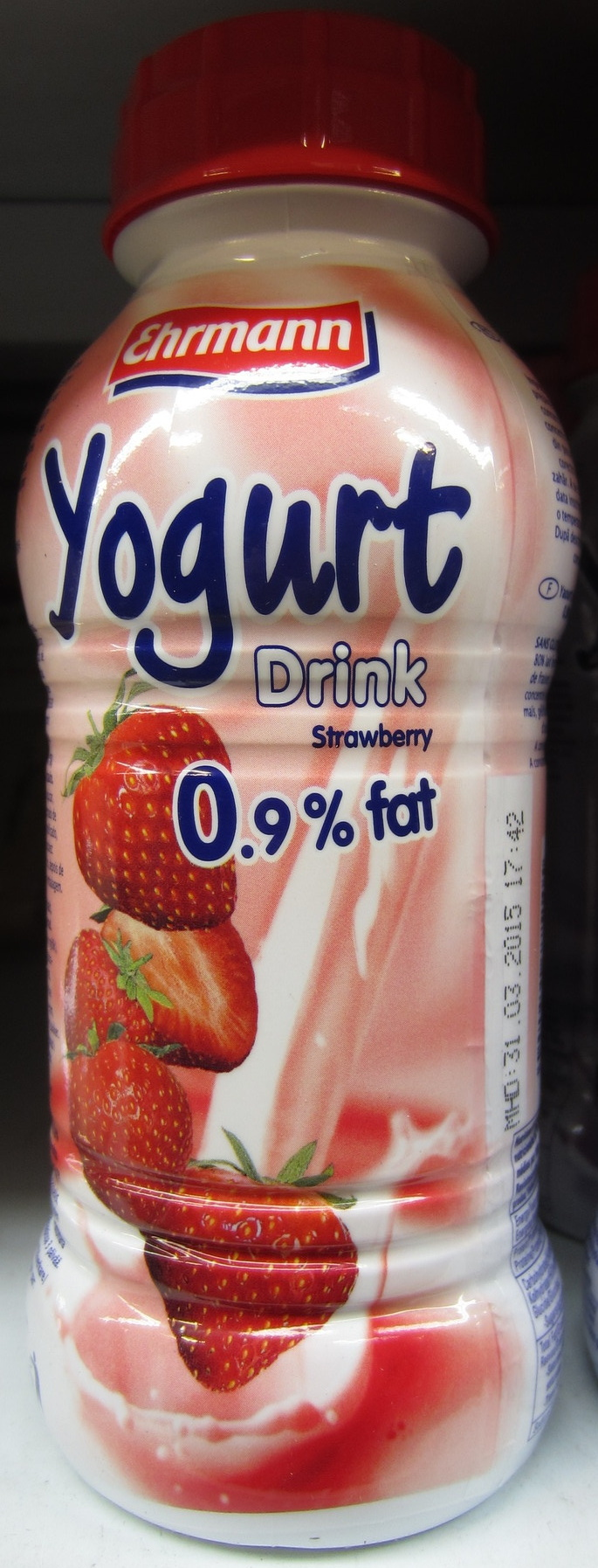 Yogurt Drink Strawberry - Product