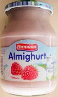 Almighurt Himbeere - Produkt