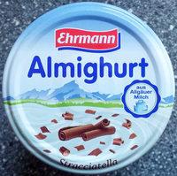 Almighurt Stracciatella - Produkt