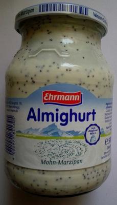 Almighurt Mohn-Marzipan - Product