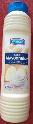 Hamker Salat Mayonnaise - Product - de