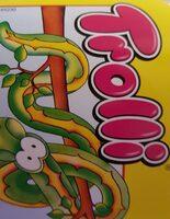 Bunte schlangen /serpent gelifies - Prodotto - fr
