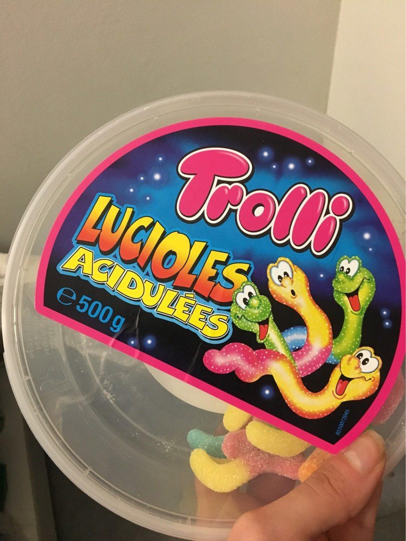 Lucioles acidulées - Product - fr