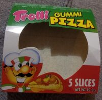 Gummi Pizza - Produit
