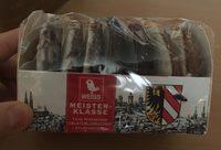 Feine Nürnberger Oblaten Lebkuchen - Produkt - de