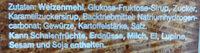 Soß Lebkuchen - Ingredients - de
