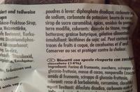 Lebkuchen Allerlei - Ingredients - fr