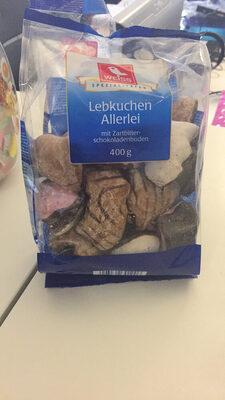 Lebkuchen Allerlei - Produit