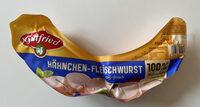 Hähnchen _Fleischwurst - Produkt - de