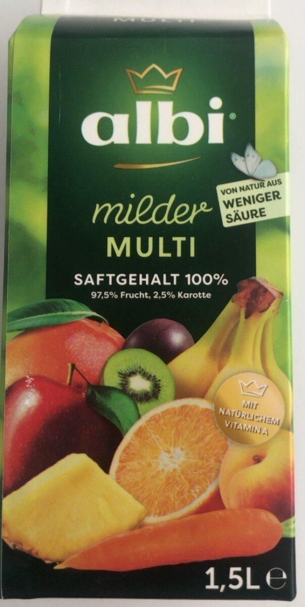 milder MULTI - Produkt - de
