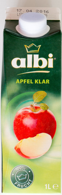 Apfel klar - Product