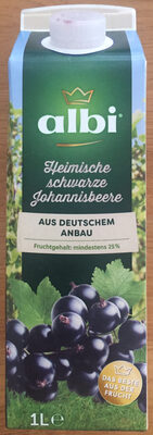 Blackcurrant Nectar - Product - en
