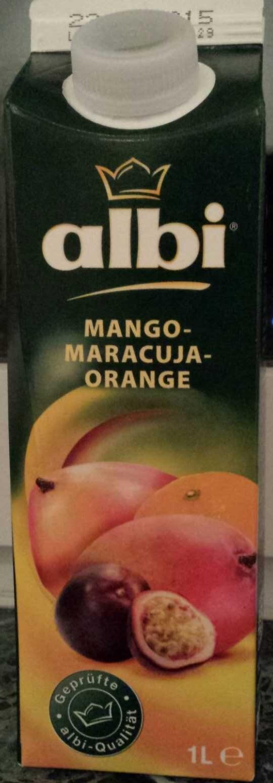 Mango-Maracuja-Orange - Product - de