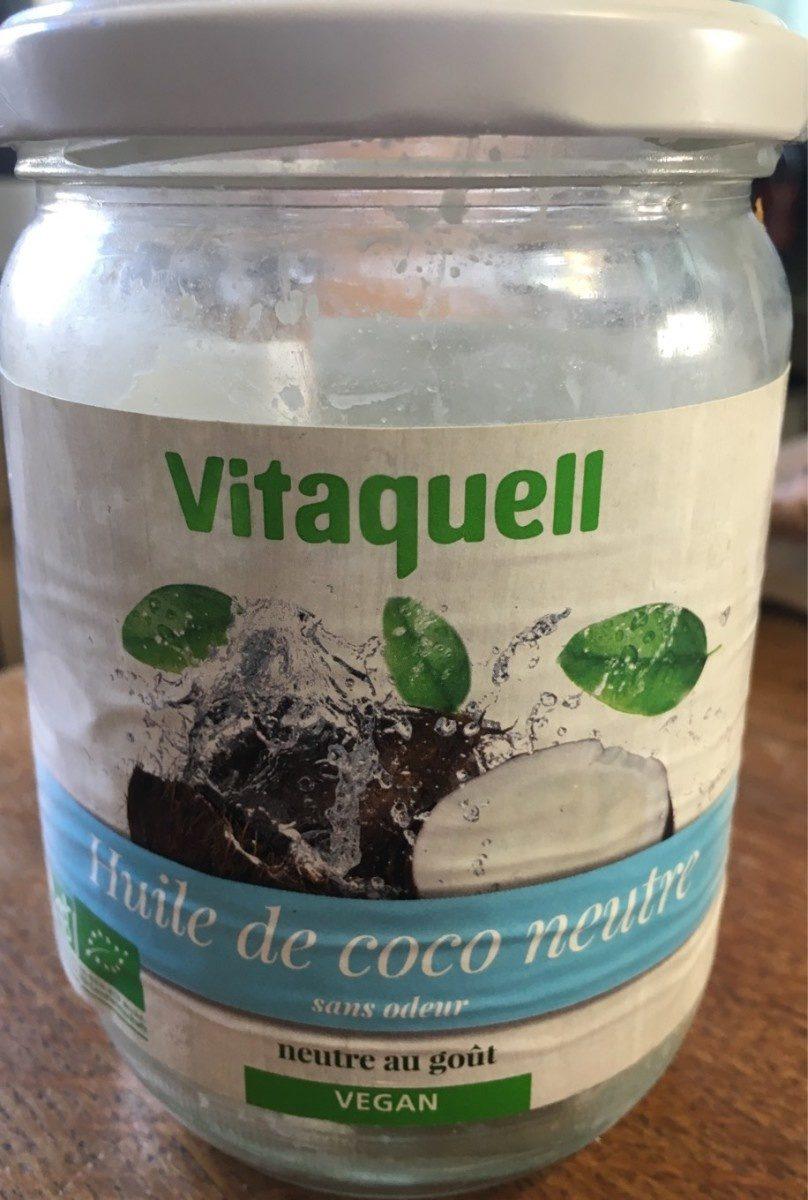Vitaquell Kokosöl Mild - Produit - fr