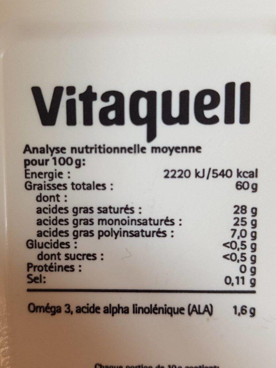 Vite Coco - Voedingswaarden - fr