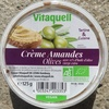 Crème Amandes Olives - Product