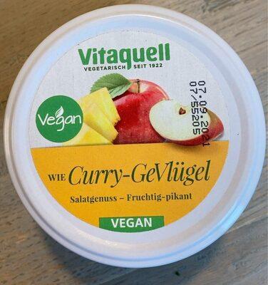 Wie Curry-GeVlügel Salatgenuss-fruchtig-pikant - Produit - de