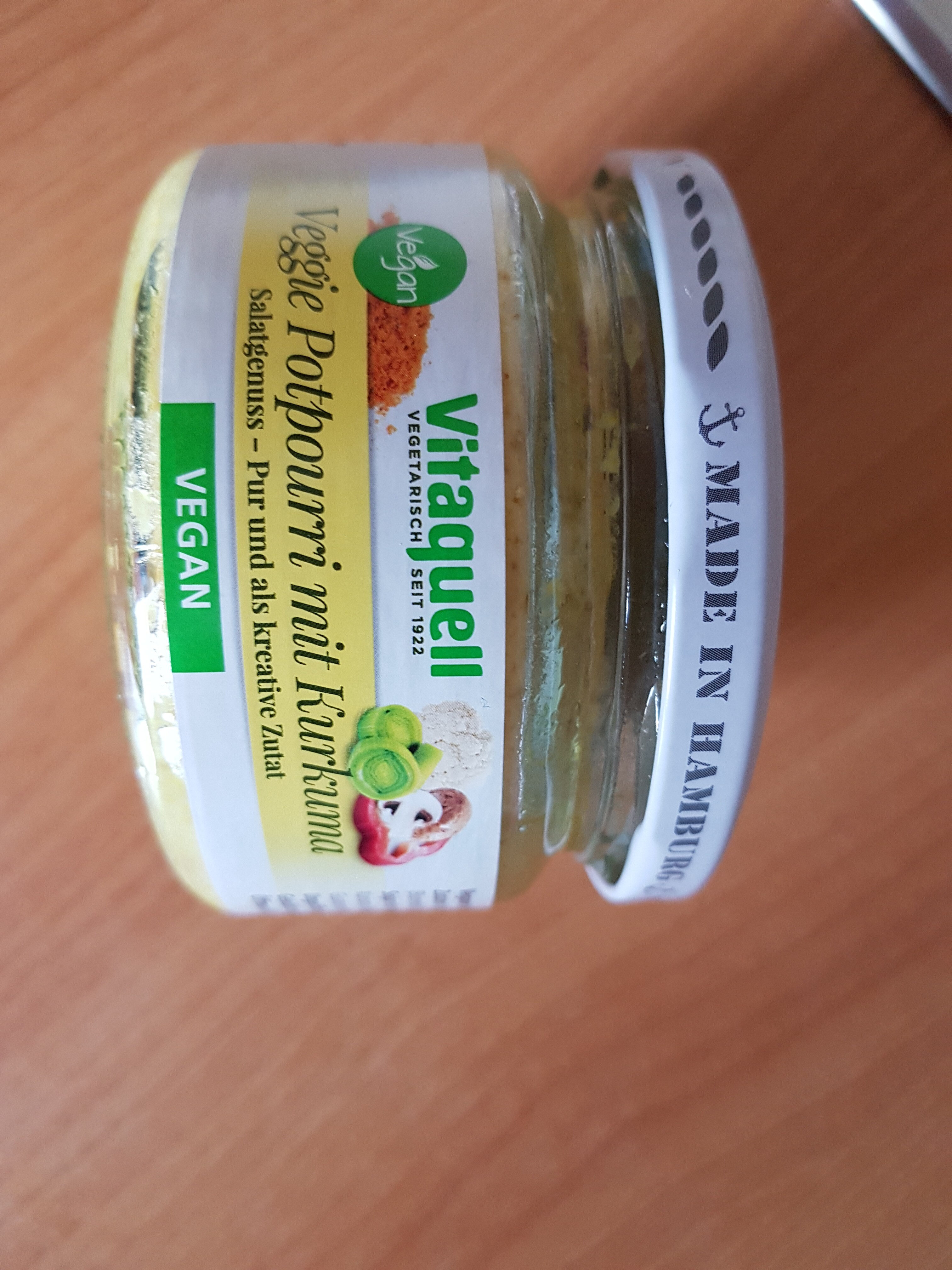 Veggie Potpourri mit Kurkama - Product - de