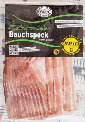 Schwarzwälder Bauchspeck - Produkt